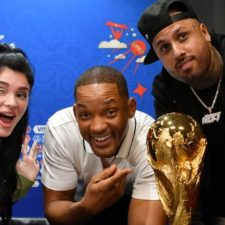 Nicky Jam, Will Smith y Era Istrefi cantarán en clausura de Rusia 2018
