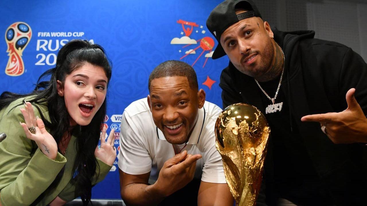 Los artistas consideran un honor poder formar parte de uno de los eventos más importantes del fútbol mundial