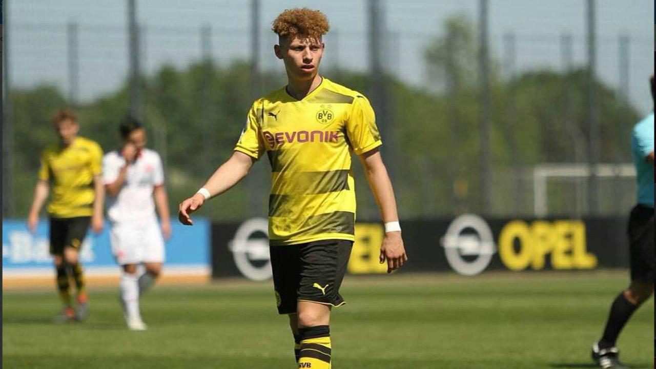 El volante ofensivo del Borussia Dortmund estará presente con la Vinotinto sub-20 en el Torneo Internacional COTIF que se disputará en España a finales de Julio