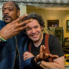 Snoop Dogg encantado con presentación de Gustavo Dudamel