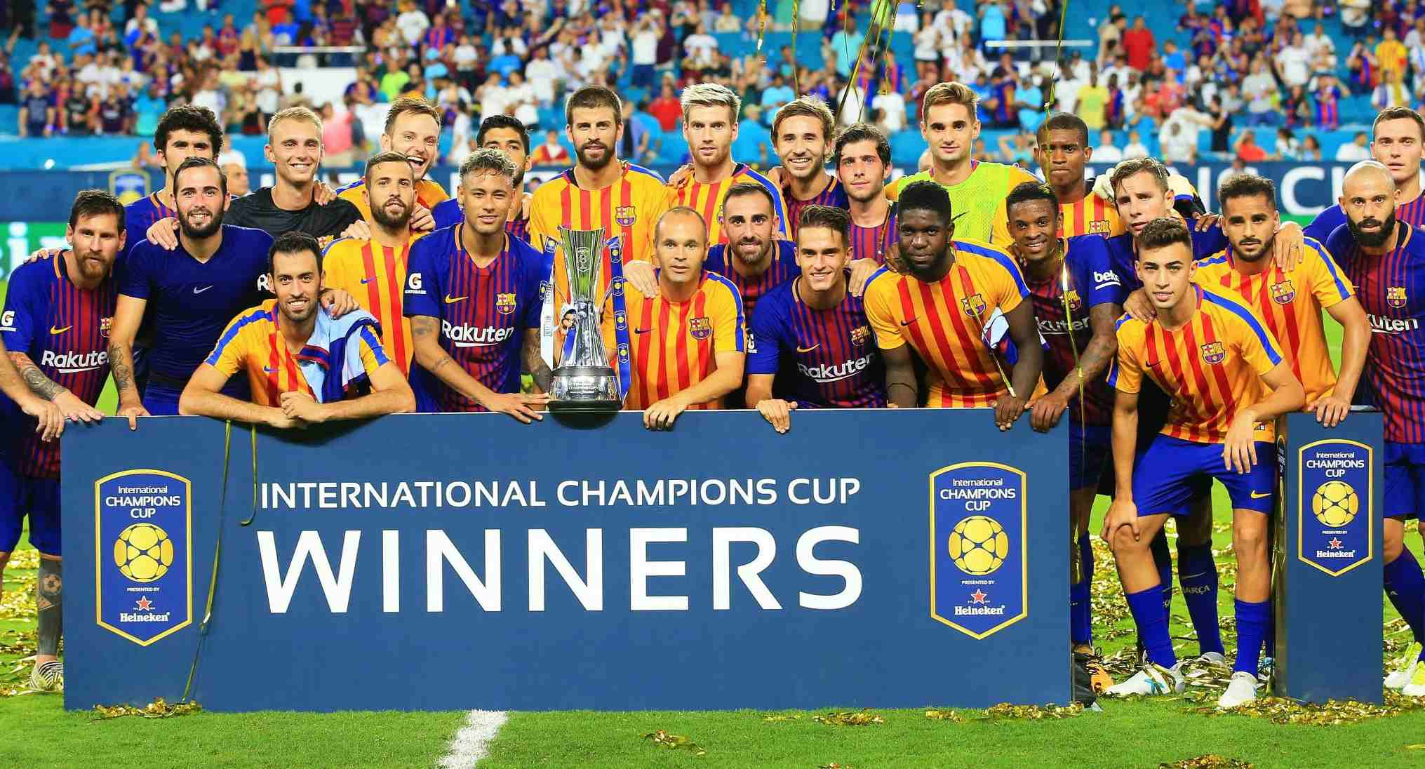 El Sumario - Desde este viernes y hasta el 12 de agosto Estados Unidos, Europa y Singapur prestarán sus espacios para la pretemporada de los grandes clubes