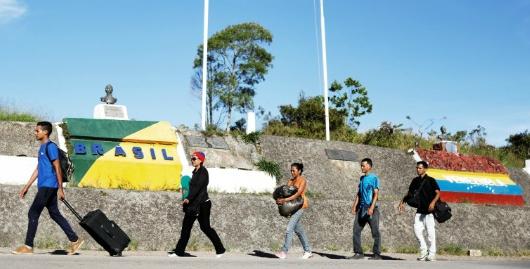 El Sumario - La medida que se realiza desde el 5 de abril es respaldada por organismos internacionales como ONU, ACNUR Y OIM