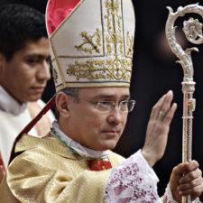 Arzobispo venezolano fue nombrado jefe de gabinete en el Vaticano