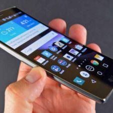 LG lanzó su primer teléfono de gama alta con el Android One