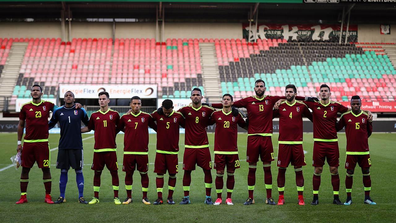 Venezuela jugará amistoso contra el País Vasco
