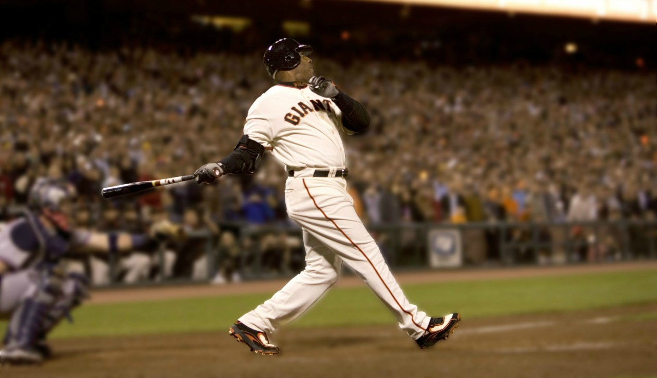 Gigantes de San Francisco retiraron de su plantilla el número 25 de Barry Bonds