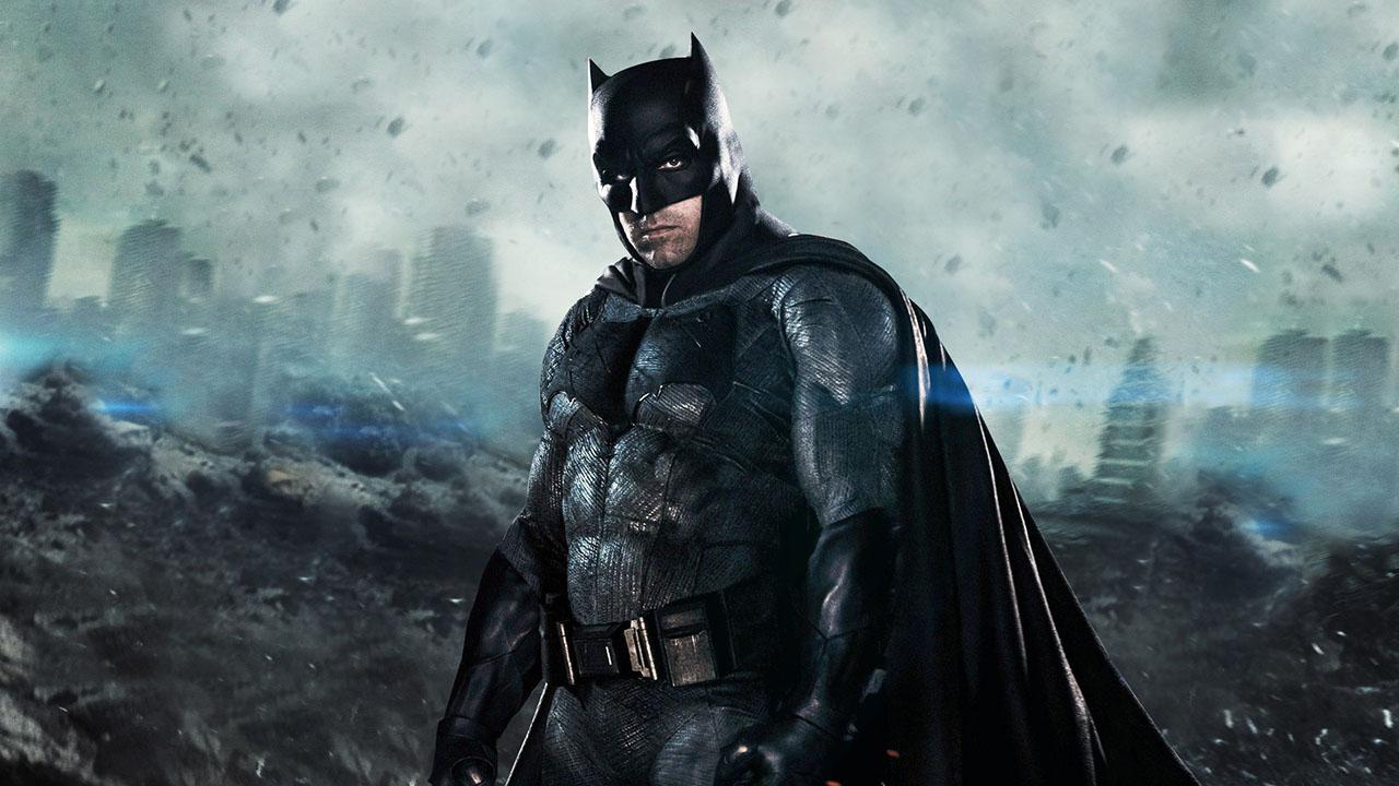 Su nombre es Stephen Lawrence y es uno de los mejores imitadores que ha construido y diseñado su propio Batmóvil