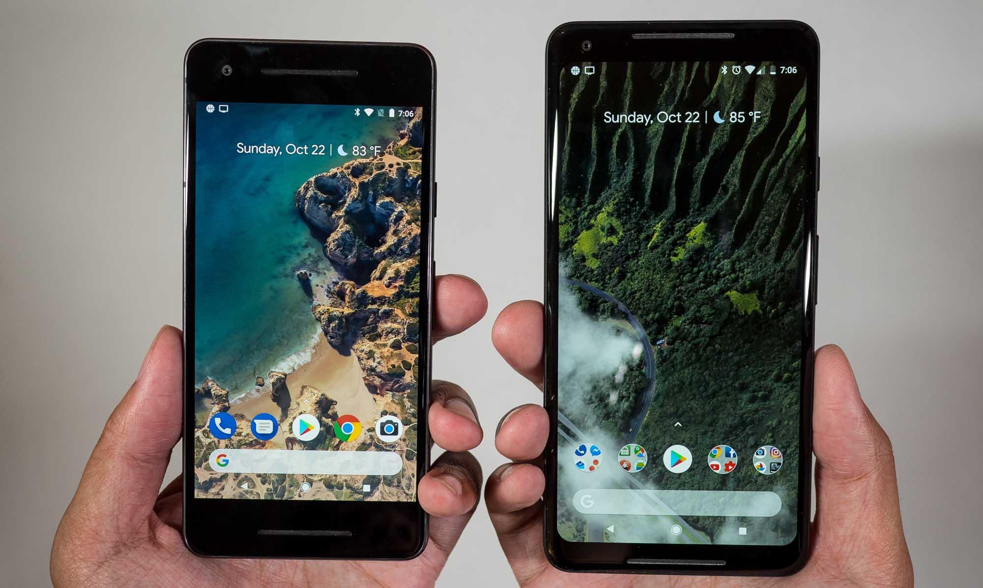 El Sumario - Se trata de los Google Pixel 3 que cuentan con grandes capacidades fotográficas entre otras virtudes del gigante tecnológico