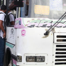 Transportistas se inscribieron en Censo Nacional
