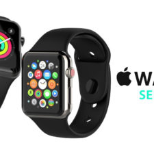 Así será el nuevo Apple Watch Series 4