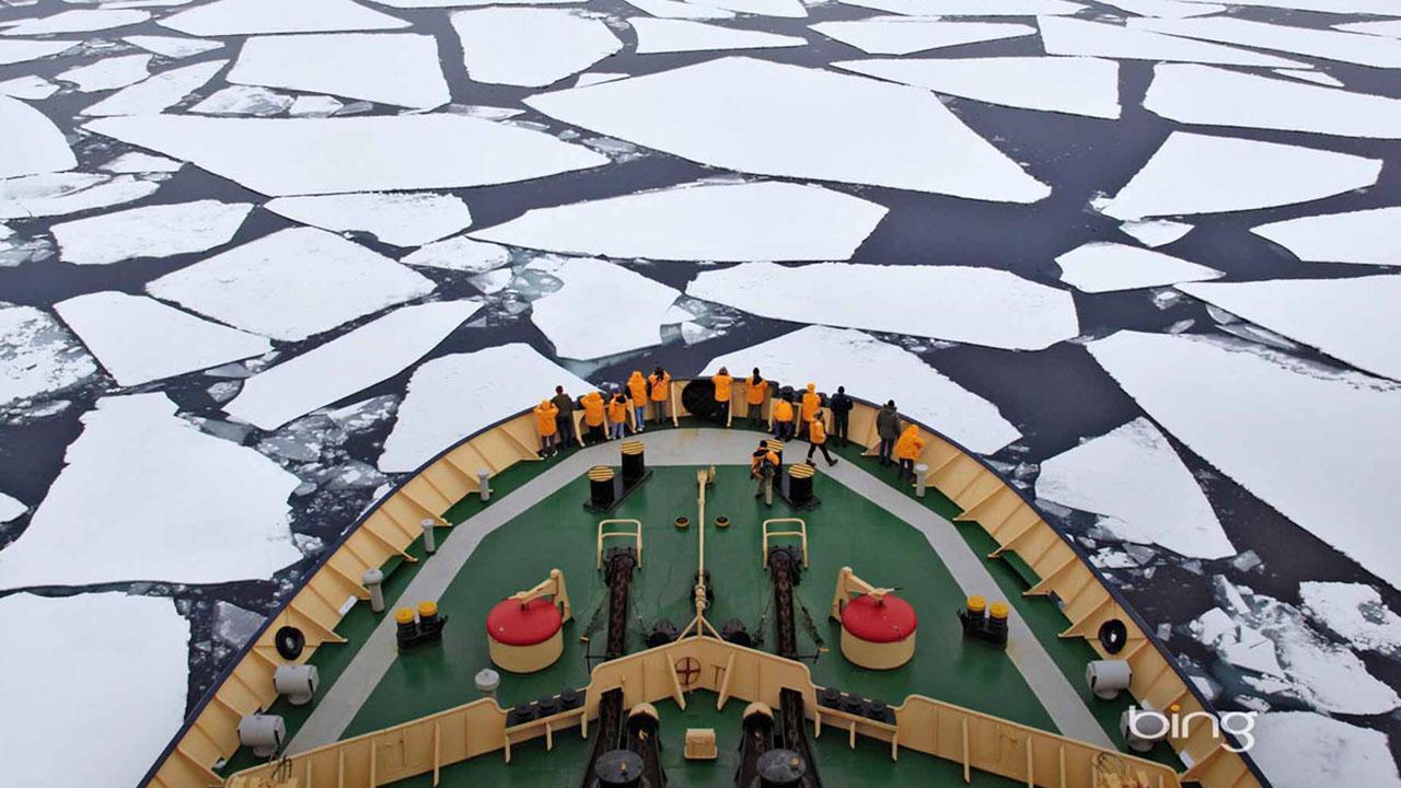 El derretimiento del Ártico permitirá una mayor comercialización de hidrocarburos