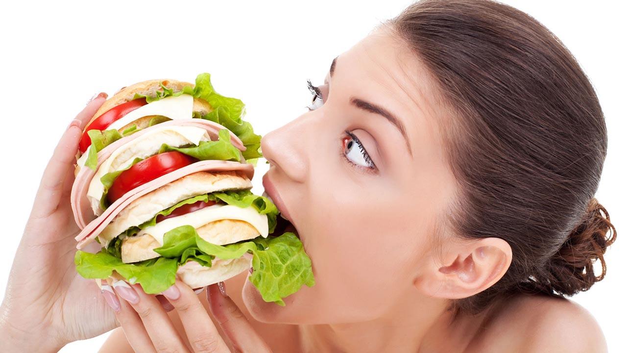 Ingerir comestibles sin padecer hambre puede generar enfermedades crónicas no transmisibles