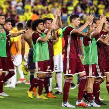 Venezuela cae derrotada ante Colombia en su regreso a las canchas
