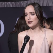 "Dakota Johnson sobre ""Suspiria"": Ha sido una experiencia divertida"
