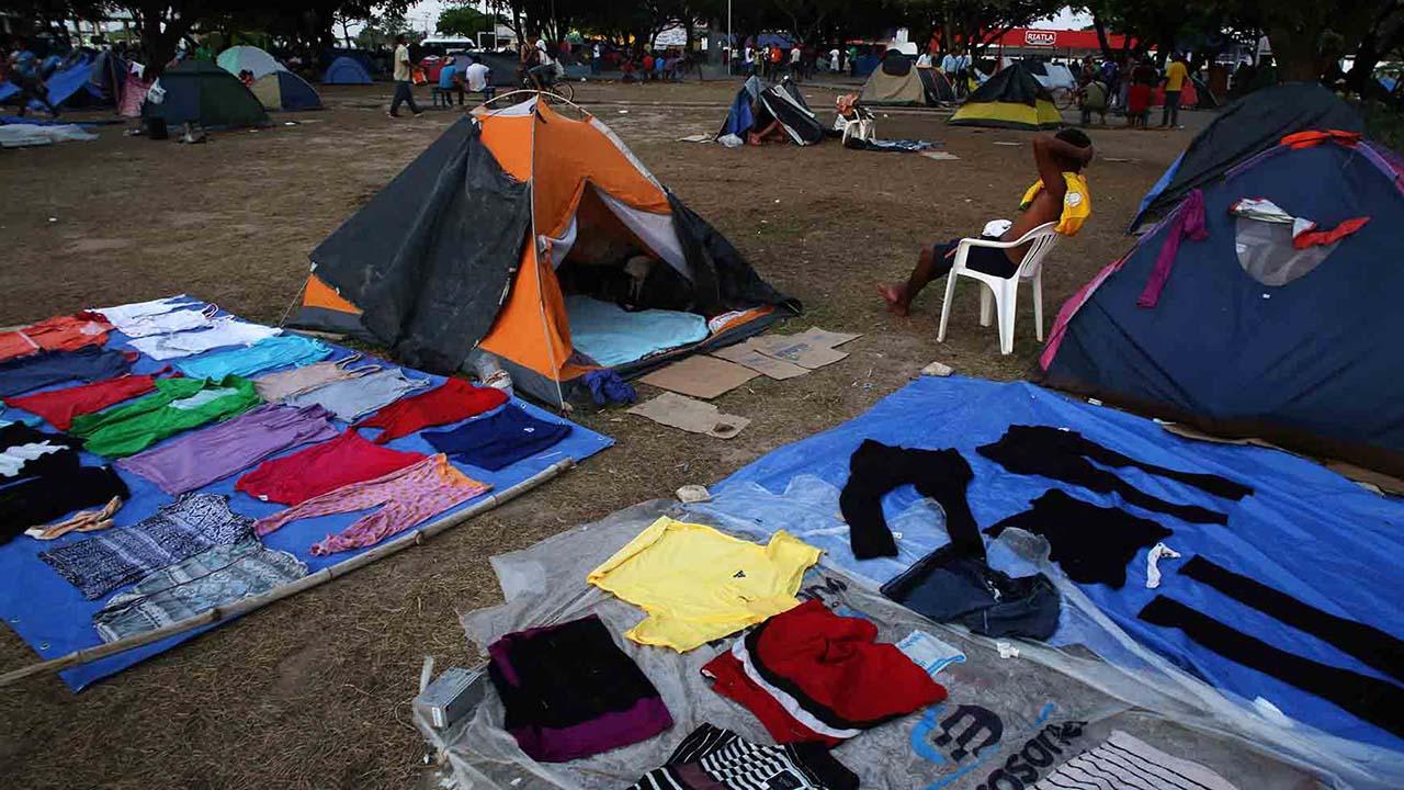 El Sumario - Desde que arrancó el programa de interiorización han sido trasladados al menos 1.507 venezolanos desde Boa Vista a otros sectores del país suramericano