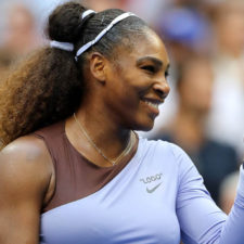 Serena Williams logró pase a la final del US Open