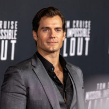 El actor Henry Cavill se despide de Superman