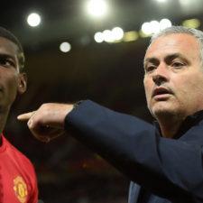 Manchester United despidió a José Mourinho