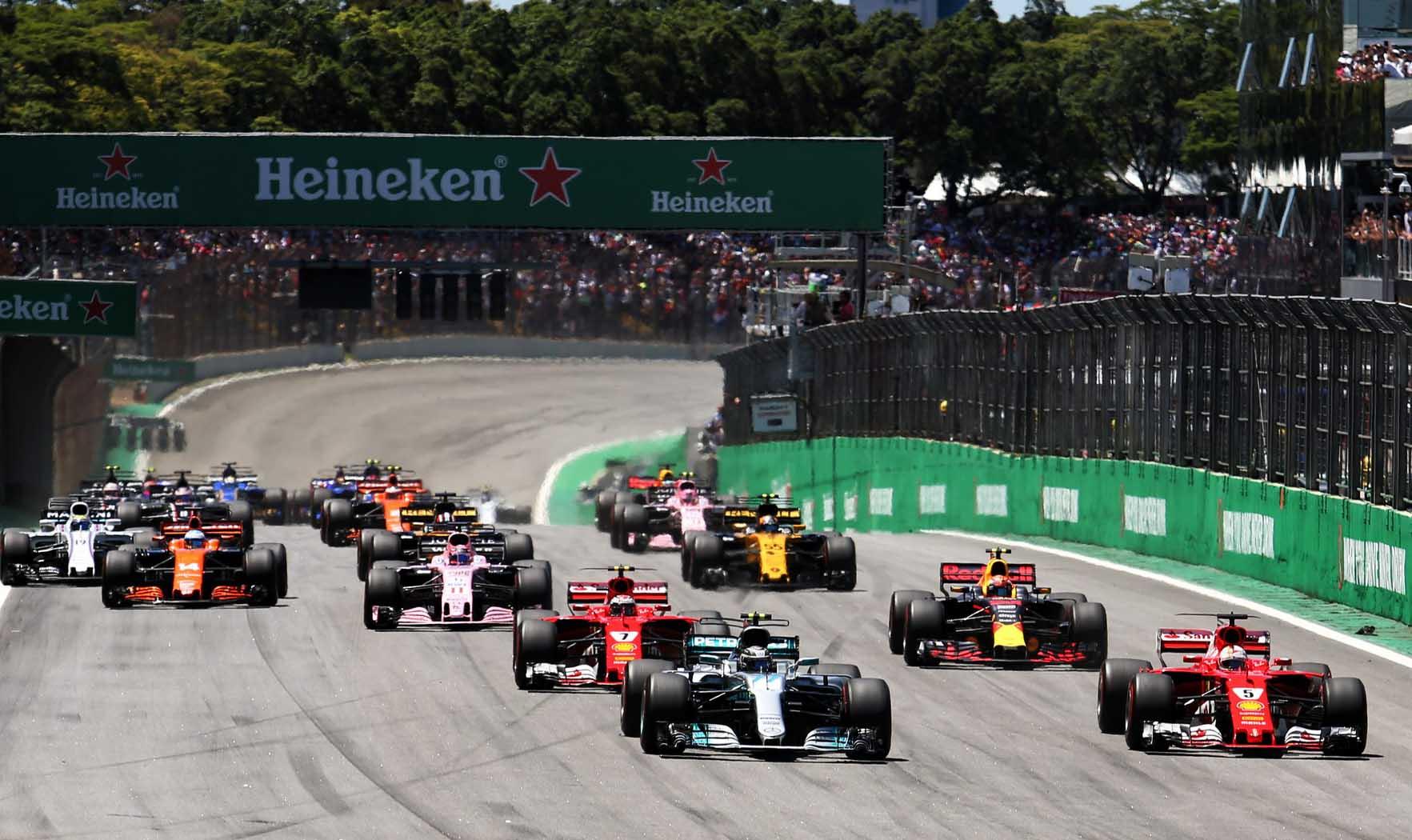 El Sumario - Este fin de semana se realiza el Gran Premio de Fórmula 1 en Sao Paulo y los problemas de violencia y criminalidad no causan dolor de cabeza entre las autoridades