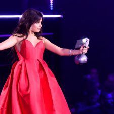 Camila Cabello conquistó los MTV Europe Music Awards
