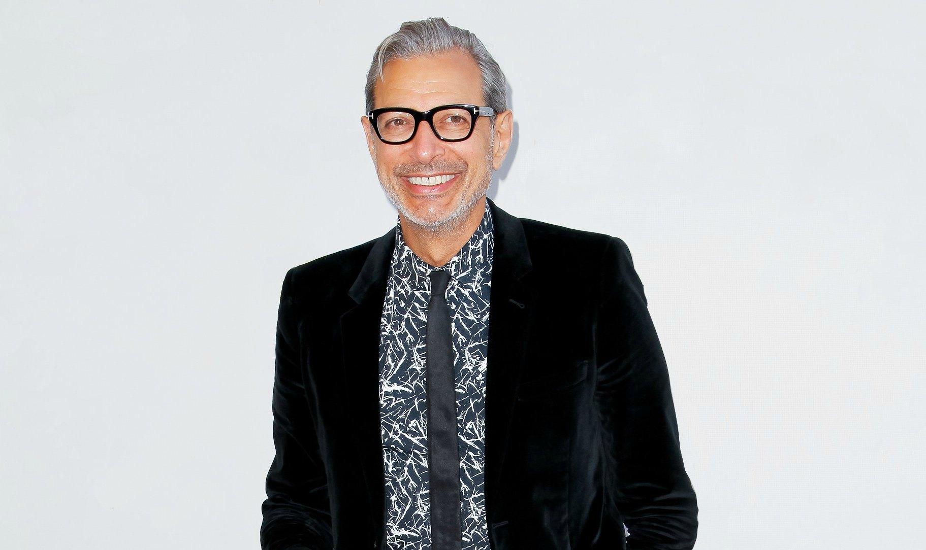 El Sumario - El actor de Jurassic Park grabó el disco con sus compañeros deThe Mildred Snitzer Orchestra y algunos artistas famosos