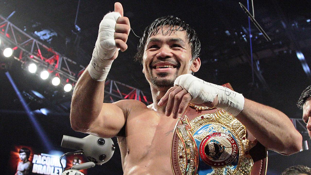 El boxeador filipino regresará al ring el MGM de Las Vegas para defender su cetro welter de la AMB