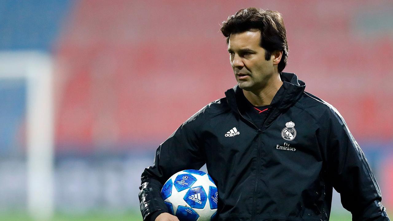 El técnico blanco valoró la decisión tomada el jueves por la Conmebol de trasladar a la capital española el partido entre ambos equipos