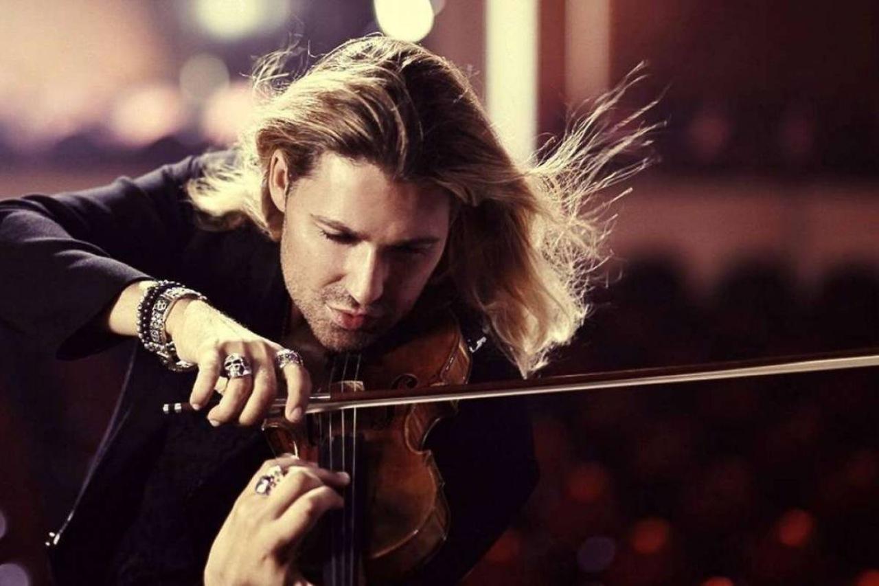 David Garrett comentó que no le resultó fácil apartarse de la música durante seis meses