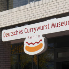 """Cerró el museo de la salchicha """"Currywurst"""" de Berlín"""