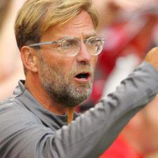 """Jürgen Klopp: """"Al Dortmund sólo le pisa los talones el Bayern"""""""