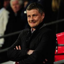 Gunnar Solskjaerserá el nuevo entrenador del Manchester United