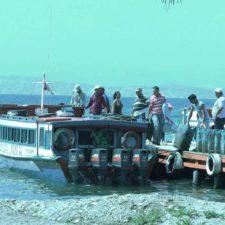 Activan transporte marítimo entre Cumaná y Araya
