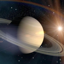 Anillos de Saturno son más jóvenes que el planeta