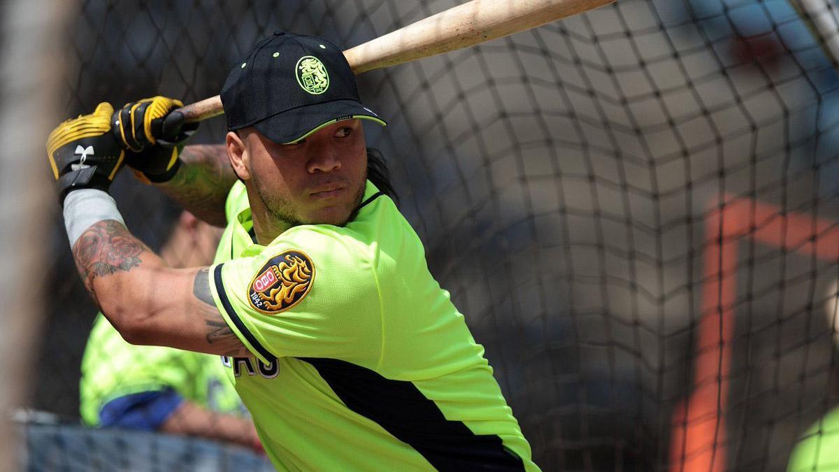 El Sumario - El infielder colombiano también es uno de los favoritos de la prensa especializada para ganar el premio al Jugador Más Valioso