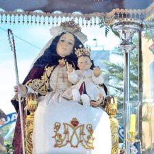 Devotos de la Divina Pastora agradecen por los favores recibidos