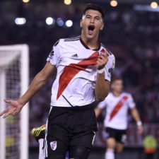 Exequiel Palacios ve posible ir al Real Madrid