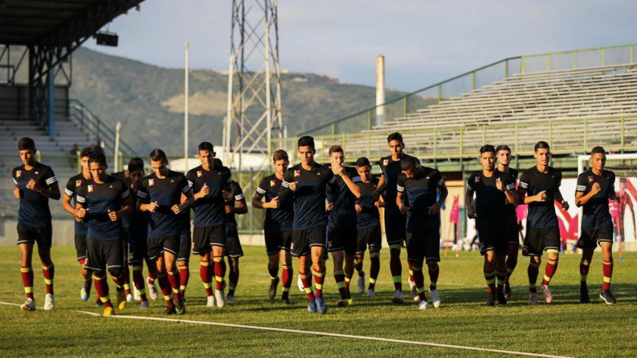 El 17 de enero el combinado nacional se enfrentará contra Colombia en la ciudad de Rancagua, Chile