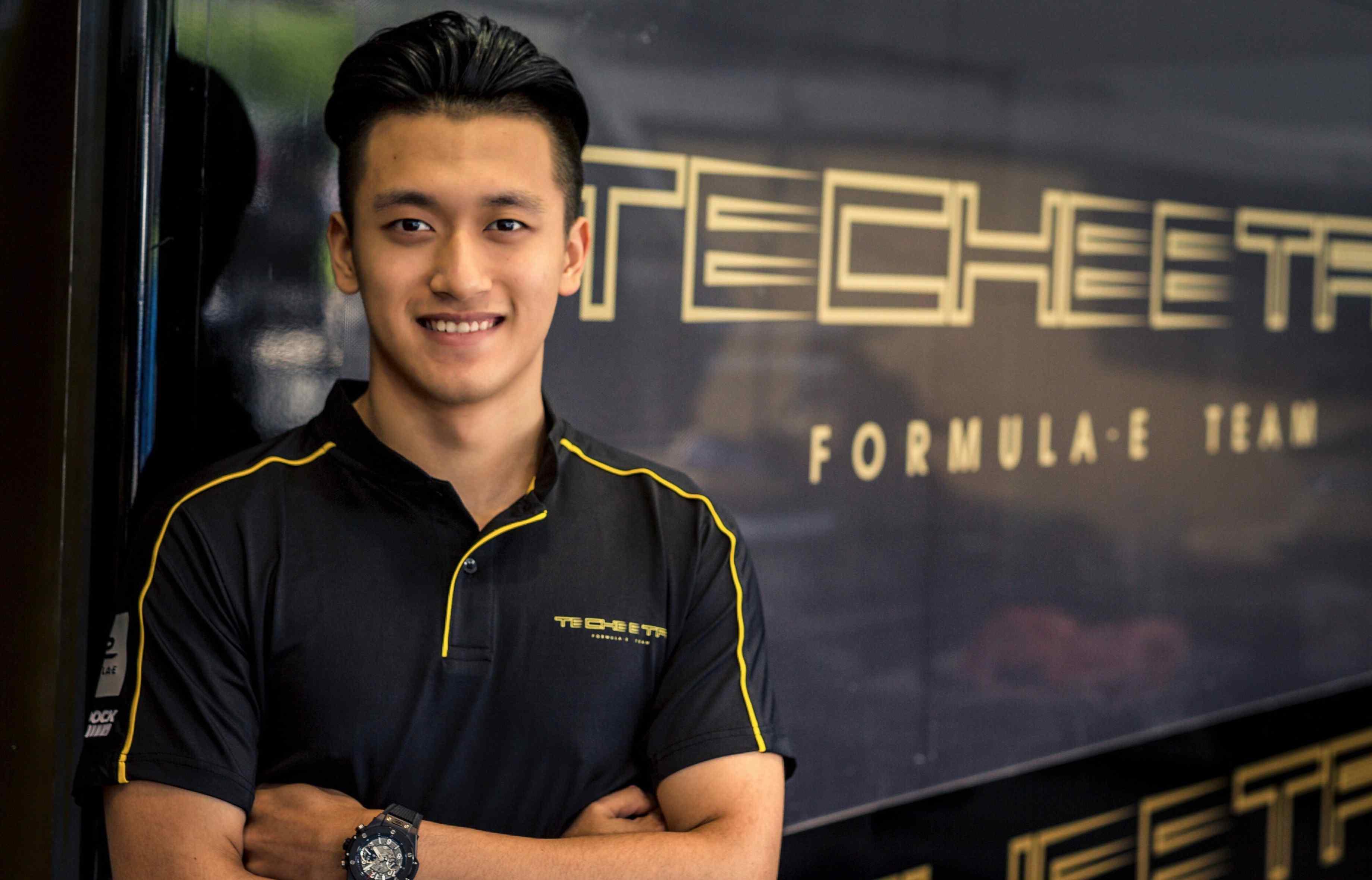 El Sumario - El asiático trabajará en el simulador de Renault y participará en sesiones informativas con el departamento de ingeniería