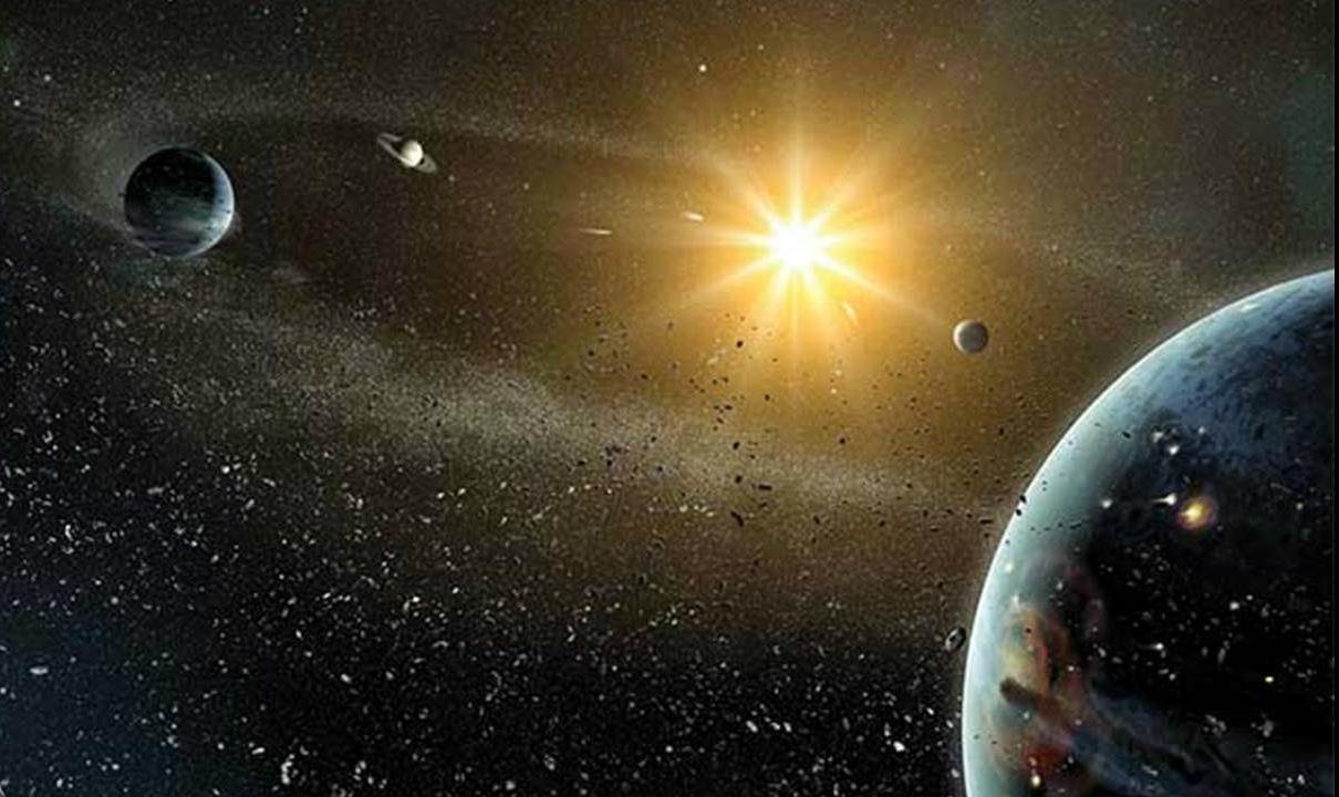 El Sumario - Una investigación arrojó que diversos objetos orbitan en el espacio y algunos se chocan contra el astro Rey