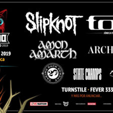Papa Roach estará en el Download Festival Madrid 2019