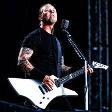 James Hetfield debutará como actor dramático