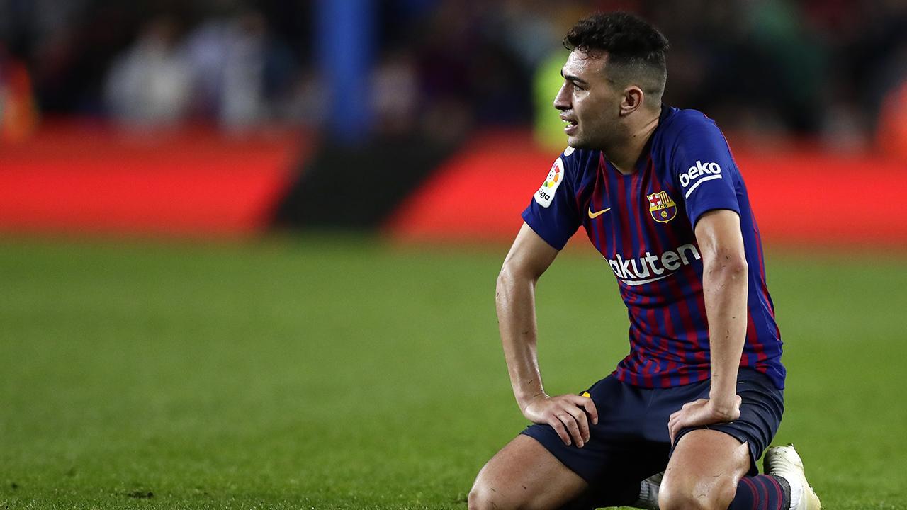 El delantero del Sevilla tiene una lesión muscular en la pierna izquierda que le hará estar un mes de baja