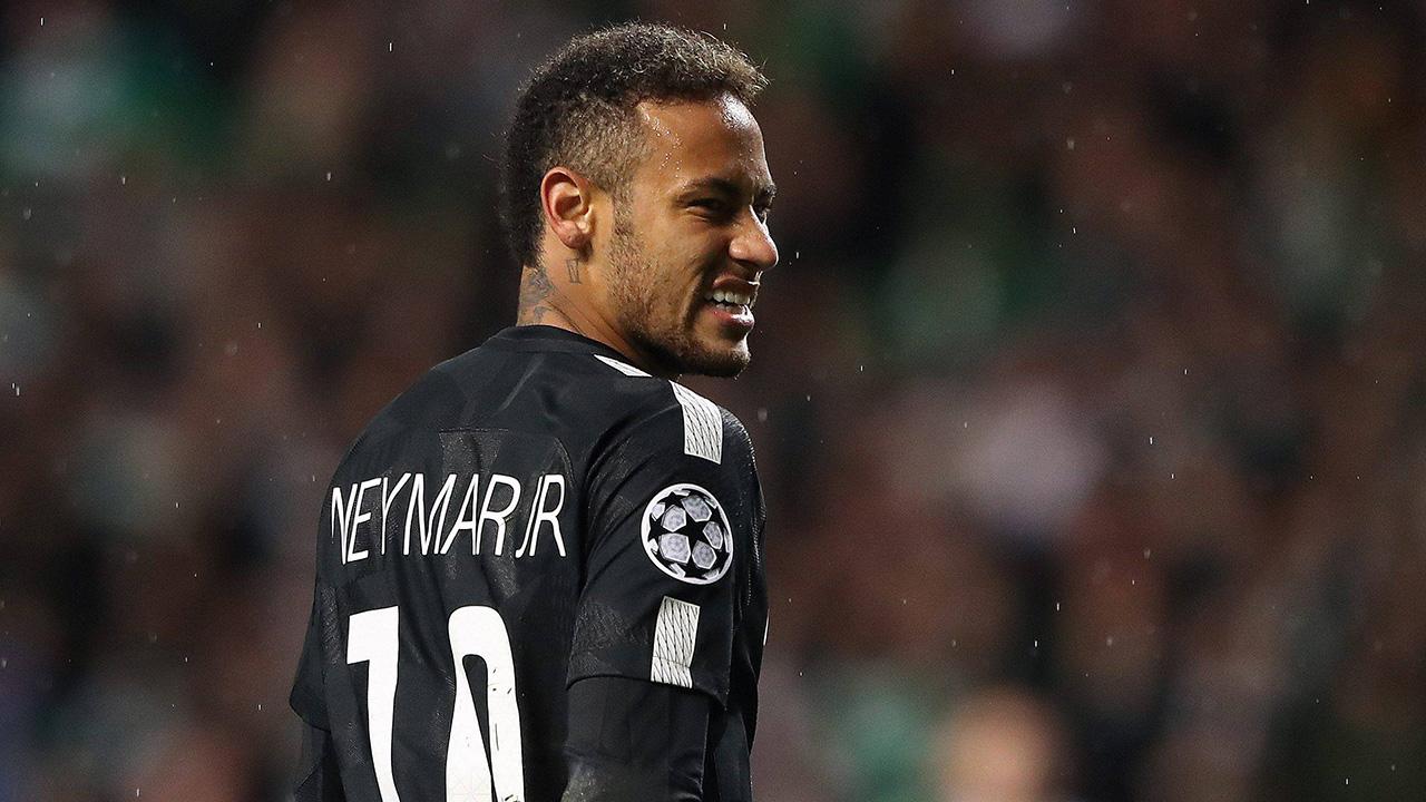 Una semana después de caer lesionado en un partido ante el Estrasburgo, el club francés confirmó el tiempo de baja de su estrella