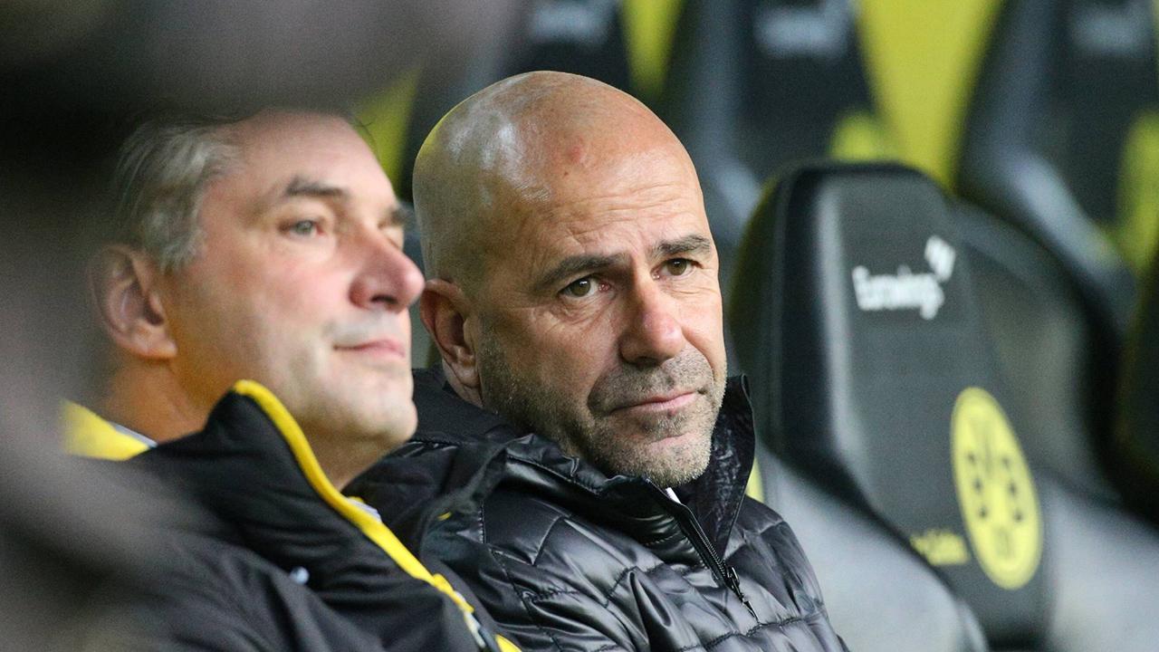 El equipo alemán anunció el pasado 23 de diciembre al holandés de 55 años como sustituto del destituido Heiko Herrlich