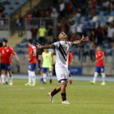 Venezuela sacó la garra y le ganó 2-1 a Chile en el Suramericano Sub-20