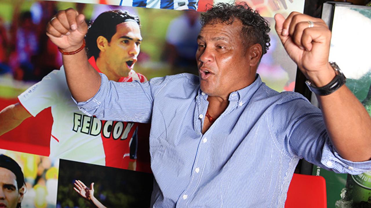 Radamel García King tenía 61 años y también fue futbolista profesional en diversos equipos colombianos