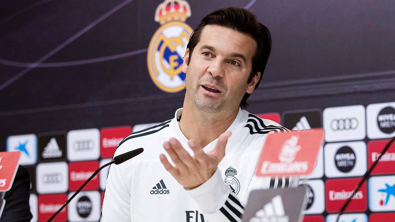 El entrenador argentino habló sobre la actual situación del español con el equipo blanco