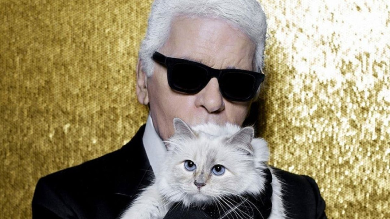 El famoso diseñador ordenó en su testamento que el animal recibiera 150 millones de dólares