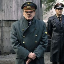 Murió el actor Bruno Ganz, interprete de Hitler en