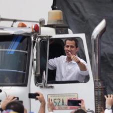 Ingresó el primer cargamento de ayuda humanitaria a Venezuela